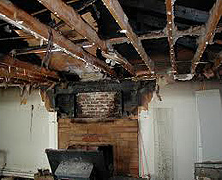 Toledo Fire Damage