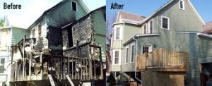 Toledo Fire Damage Restoration
